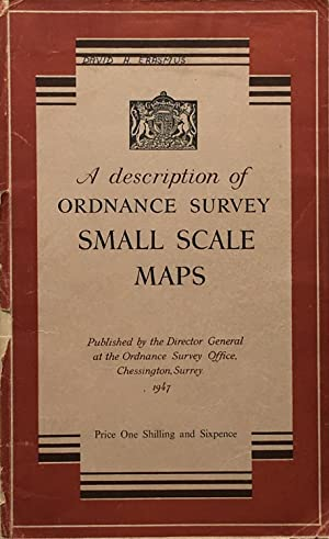 A description of Ordnance Survey small scale maps