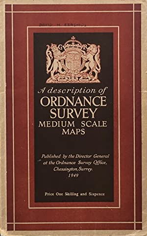 A description of Ordnance Survey medium scale maps