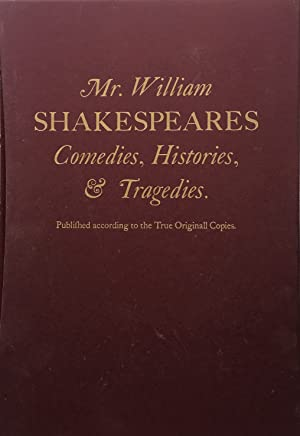 The Norton Facsimile of the First Folio: Shakespeare, W.; Charlton