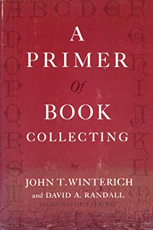Primer of Book Collecting
