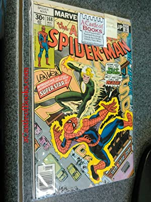*Signed* The Amazing Spider-Man Vol. 1 No. 168 (Murder on the Wind!, 168)
