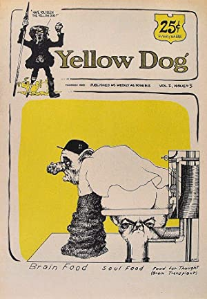 Yellow Dog Vol. I, Issue #5 (1st) Print