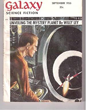 Galaxy Science Fiction - 1955, September - Vol. 10, No. 6