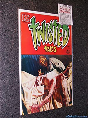 Twisted Tales No. 6, January, 1984