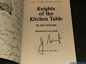 Signed* Knights of the Kitchen Table (The: Jon Scieszka; Lane