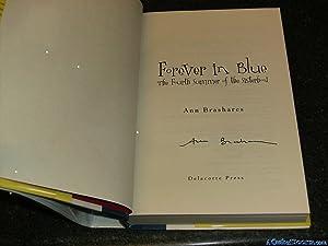 Signed* Forever in Blue: The Fourth Summer: Brashares, Ann