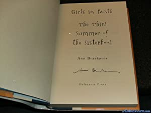Signed* Girls in Pants: The Third Summer: Brashares, Ann