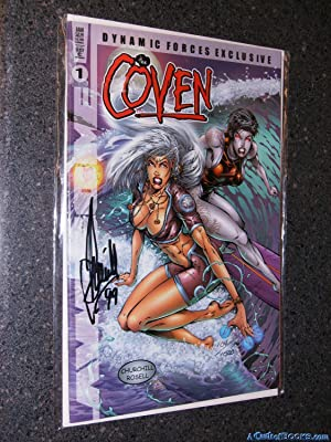 *Signed* The Coven #1 Dynamic Forces Exclusive