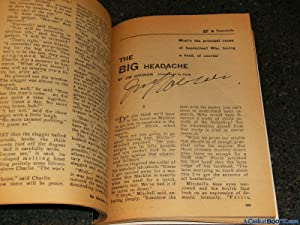 *Harmon Signed* Worlds of IF Science Fiction, September 1962, Featuring Fritz Leiber's *The Snowb...