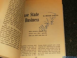 Kurland Signed* Galaxy Magazine, August 1965 Complete FRANK HERBERT Novel (Volume 23, No. 6): ...