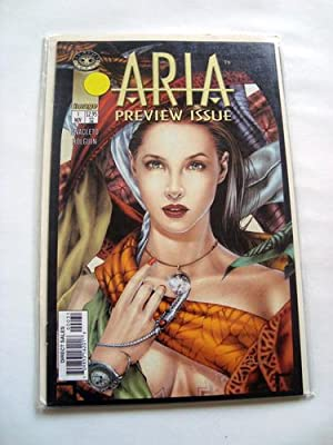 *Signed* Aria NM Preview Issue, Vol. 1 No. 1; Nov. 1998