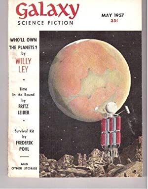 Galaxy Science Fiction (1957, May)