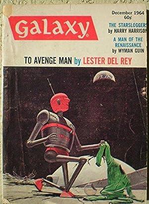 Galaxy (December, 1964) (Volume 23 No. 2): Frederik Pohl [Editor]