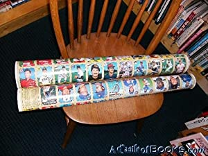 1987 Topps Baseball Cards 2 Uncut Sheets (264 cards): Topps