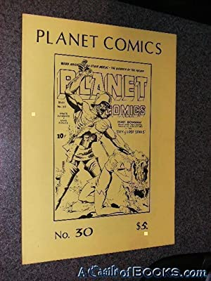 Planet Comics: No. 30 May 1944