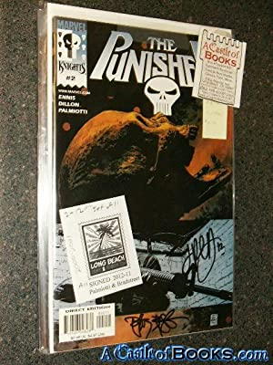 Bradstreet & Palmiotti *Signed* The Punisher Vol. 3 No. 2-12 (2000-2001) Comic