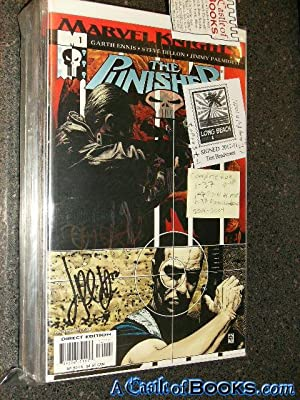 Bradstreet All Signed* Punisher Vol 4 #1-37 (Marvel Knights Complete Run 2001-2004) Comic