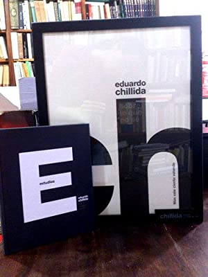 Sobre lo que no sé. Tres tomos: CHILLIDA, Eduardo.
