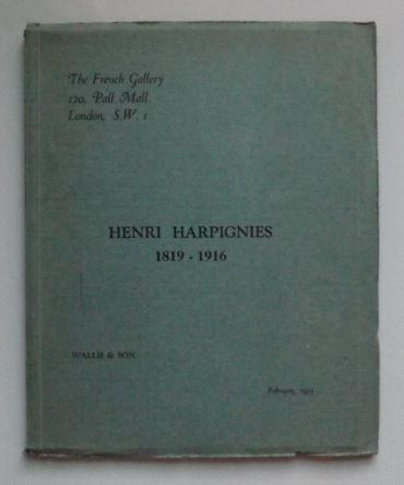 Henri Harpignies 1819 - 1916 Very Good Softcover