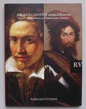 Milano-Genova andatA/ Ritorno. Percorsi della pittura tra: Camillo Manzitti; Alessandro