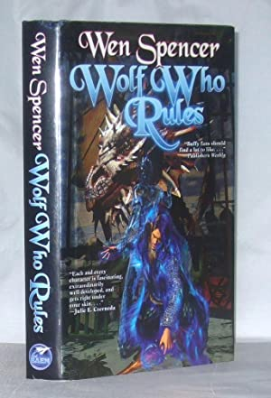 Wolf Who Rules: Spencer, Wen