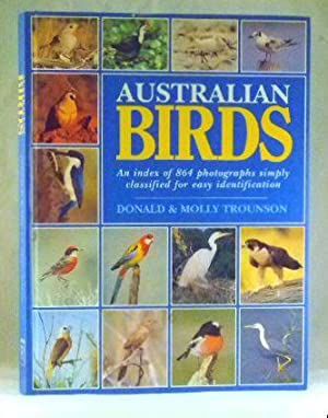 Australian Birds: Donald Trounson; Molly