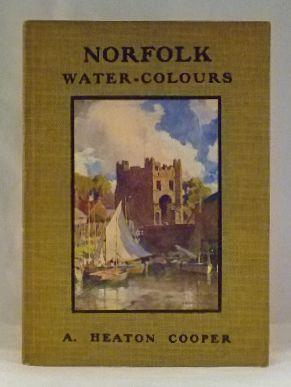 Norfolk Water - Colours: A. Heaton Cooper
