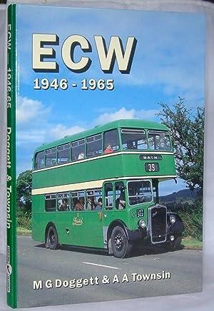 Eastern Coachworks, 1946-1965: M.G. Doggett; Alan
