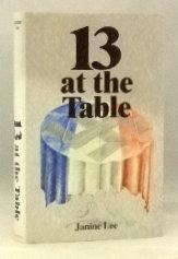 13 At The Table *SIGNED*: Janine Lee
