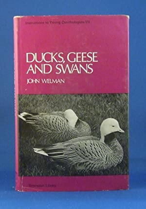 Ducks, Geese And Swans; Instructions To Young: John Welman