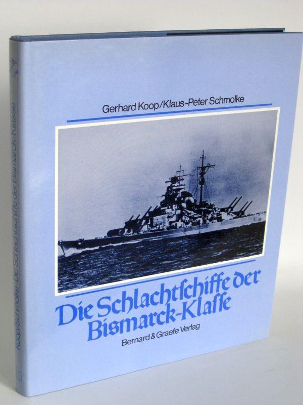 Die Schlachtschiffe Der Bismarck Klasse Bismarck Und Tirpitz