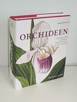 Orchideen Illustrationen der Royal Horticultural Society, London