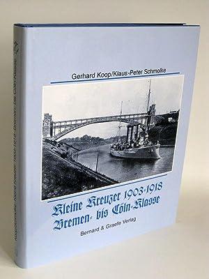 Kleine Kreuzer 1903-1918 - Bremen bis Cöln-Klasse: Gerhard Kopp und