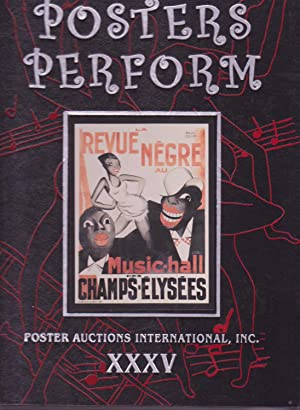 Posters Perform: Poster Auctions International Xxxv