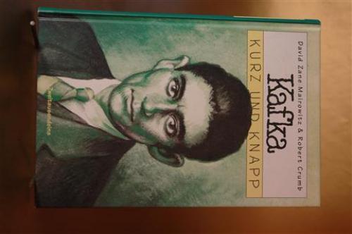Kafka kurz und knapp.: Mairowitz, Davin Zane