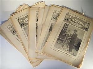 Illustrierte Kinder-Zeitung Kinderzeitung Jahrgang 1911. 26 Hefte: Band, Victor (Redaktion)