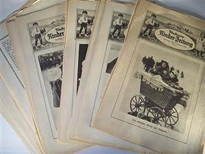 Illustrierte Kinder-Zeitung Kinderzeitung. Jahrgang 1914. 19 von: Band, Victor (Redaktion)