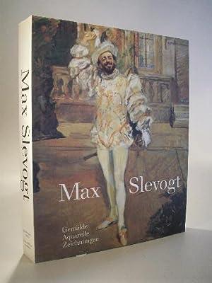 Max Slevogt - Gemälde Aquarelle Zeichnungen.: Slevogt, Max -