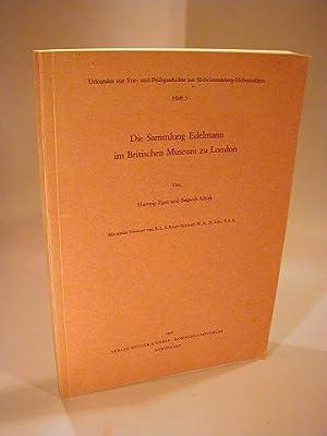 Die Sammlung Edelmann im Britischen Museum zu: Zürn, Hartwig und