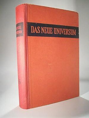 Das Neue Universum. Band 66. Jahrgang (1949).: Bochmann, Heinz (Schriftleitung):