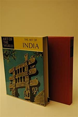 INDIA. Five Thousand Years og Indian Art: Goetz, Hermann: