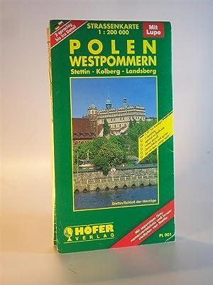 Polen / Westpommern. Stettin - Kolberg -: Höfer:
