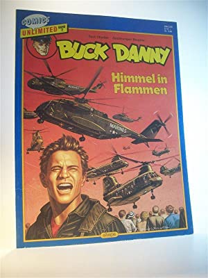 Comics Unlimited Band 2. Buck Danny: Himmel in Flammen