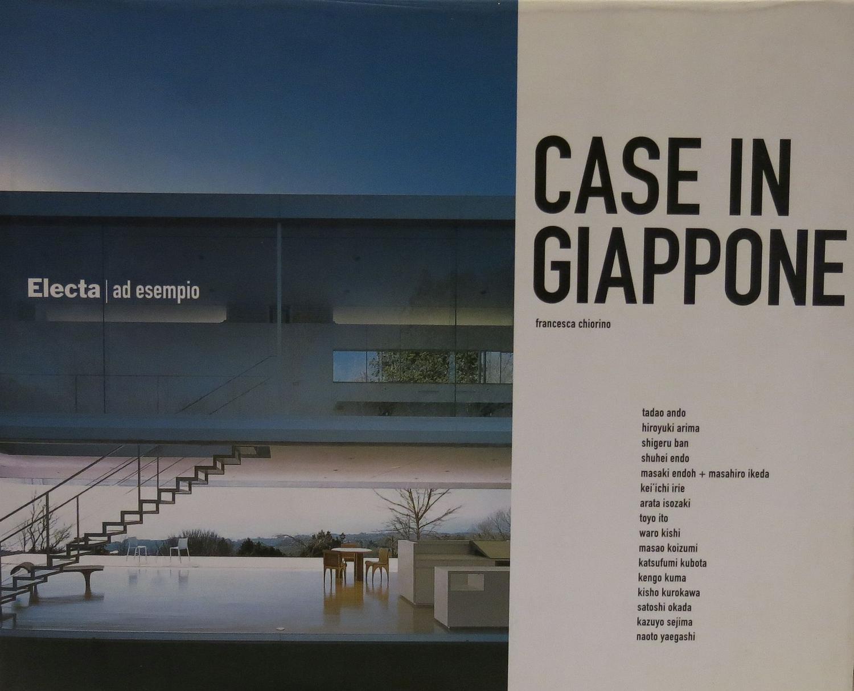 Case in giappone by chiorino francesca modadori electa for Case in giappone