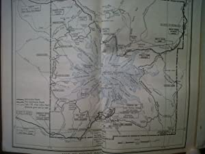 CRATER LAKE NATIONAL PARK OREGON 1924 / GEOLOGICAL HISTORY OF CRATER LAKE, CRATER LAKE NATIONAL P...