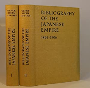 A BIBLIOGRAPHY OF THE JAPANESE EMPIRE, BEING A CLASSIFIED LIST OF ALL THE BOOKS, ESSAYS AND MAPS ...