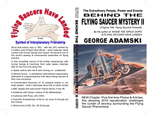 Behind the Flying Saucer Mystery 2: George Adamski