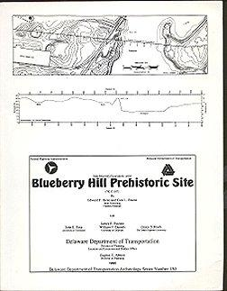 Data Recovery Excavations at the Blueberry Hill Prehistoric Site (7K-C-107)