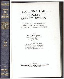 Drawing For Process Reproduction (International Library of Technology)