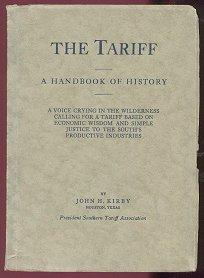 The Tariff: A Handbook of History